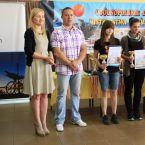 Ogólnopolskie Drużynowe Mistrzostwa Szkół 18-28.05.2012